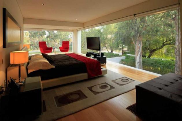 Boho Modern Master Bedroom