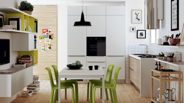 16 Adorable Small Kitchen Ideas That Will Catch Your Eye