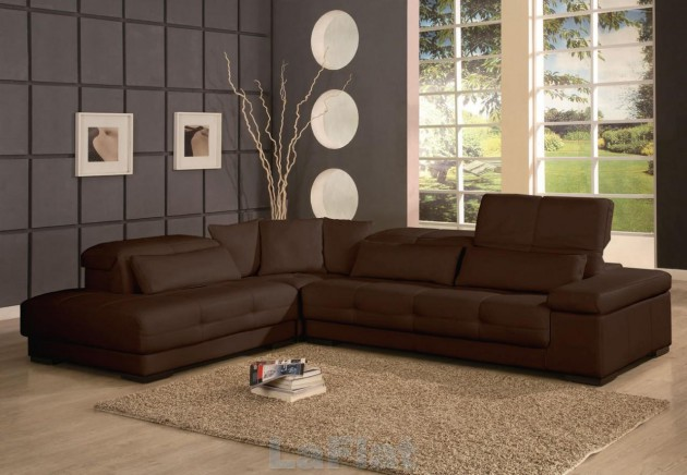 16 Functional Solutions How To Decorate Stylish Living Room With Corner Sofa