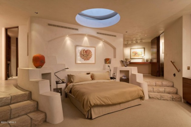17 Beautiful Skylight Bedroom Designs For Real Enjoyment