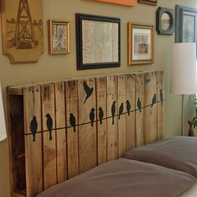 19 Delightful DIY Headboard Designs For Elegant Look In The Bedroom