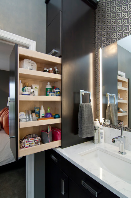 17 Genius Ideas For Extra Storage In The Bathroom