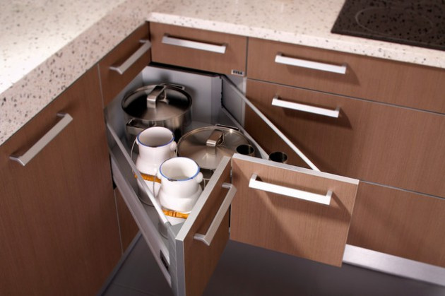 17 Genius Storage Solutions For Corners In The Kitchen