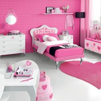 Design Ideas for your Little Girl's Bedroom