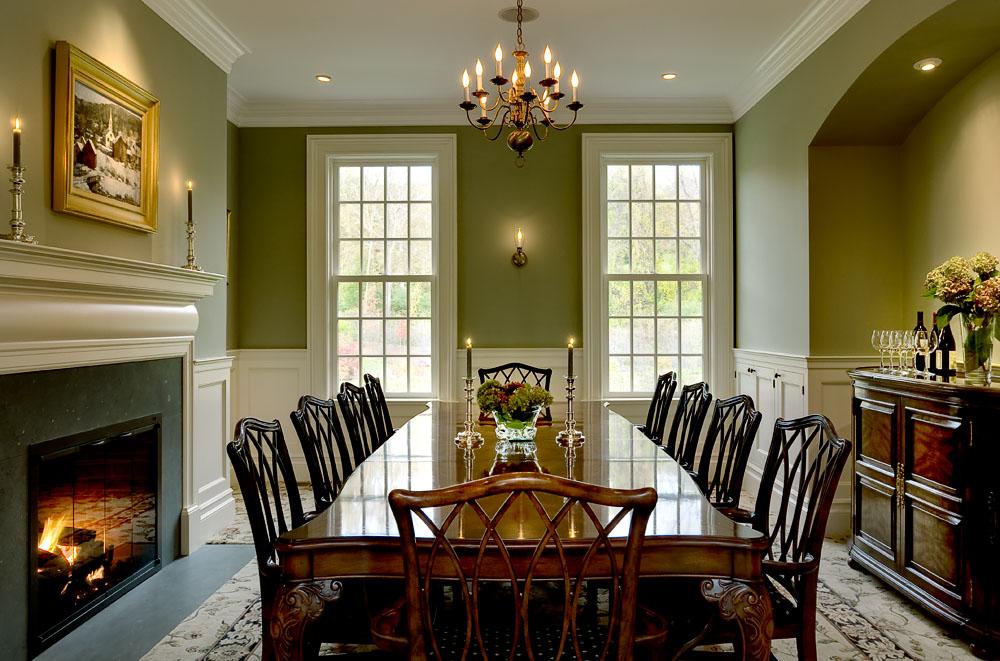 10 Breathtaking Formal Dining Room, Fancy Dining Room