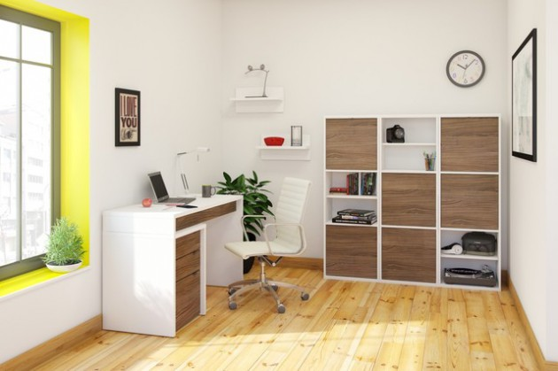 14 Functional Dream Home Office Designs For Productive Work