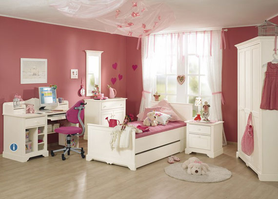 7 Inspiring Kid Room Color Options For Your Little Ones: 15 Magnificent Child's Room Ideas For Your Little Princess