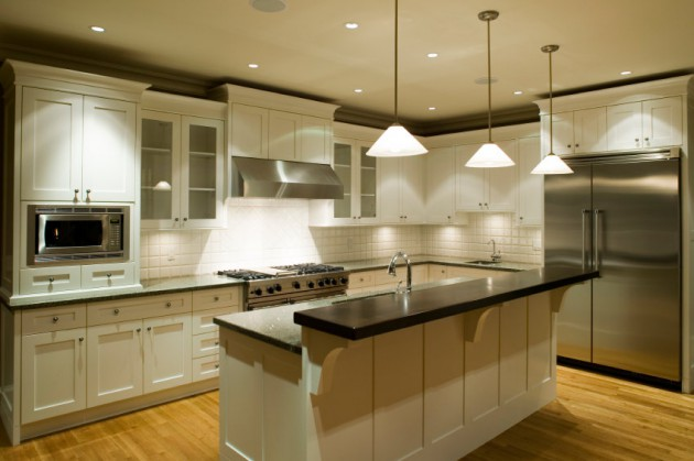 15 Brilliant Ideas For Proper Kitchen Lighting