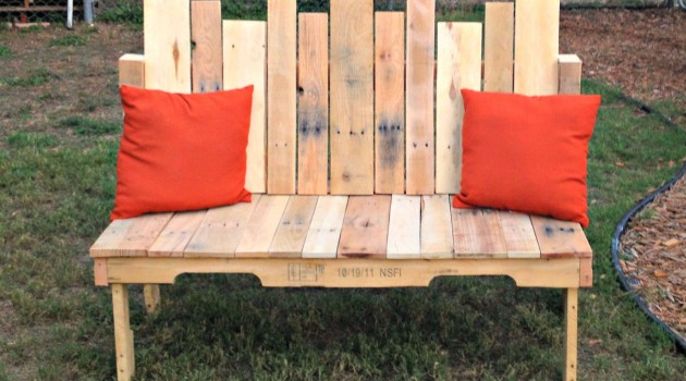 15 Amazing DIY Bench Ideas For Your Garden
