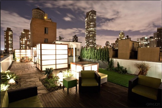 16 Magnificent Rooftop Designs That Everyone Need To See