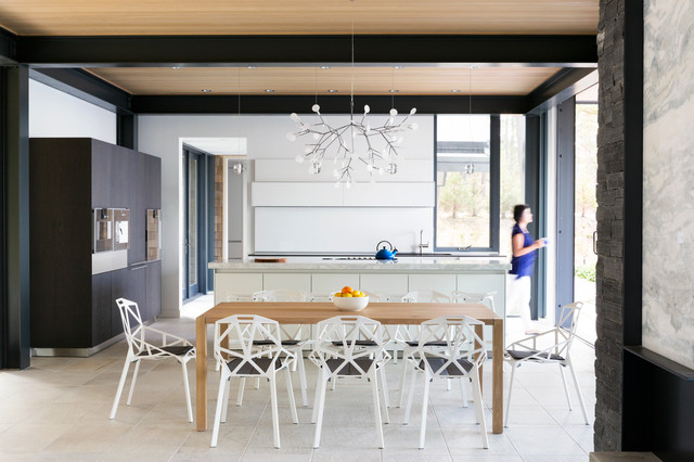 15 Beautiful Contemporary Dining Room Designs You're Surely Going To Like