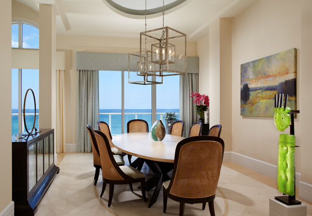 15 Beautiful Contemporary Dining Room Designs Youre Surely Going To Like