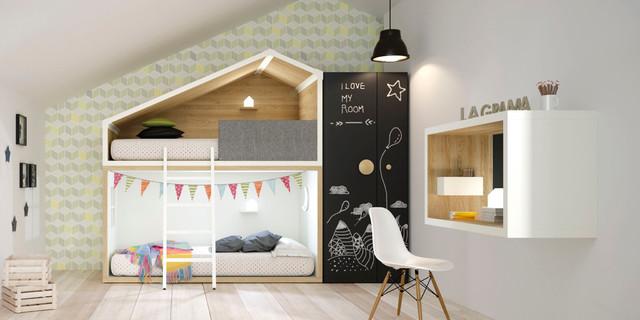 15 Entertaining Modern Kids' Room Designs That Will Accommodate Your Children
