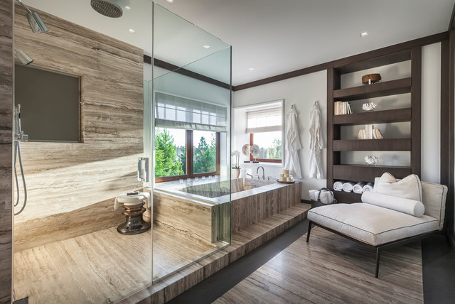 15 Splendid Contemporary Bathroom Designs That Will Impress You