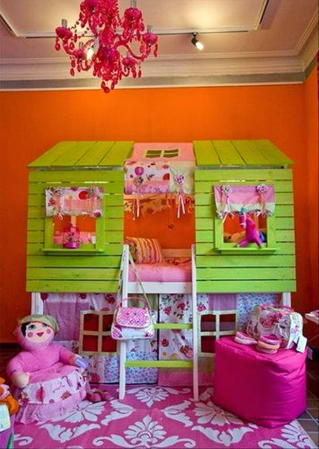 17 Cheerful Kids Bedroom Designs That Your Kids Will Never Want To Leave