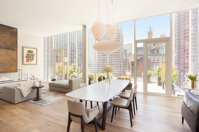 16 Amazing Modern Dining Room Designs For An Elegant Home