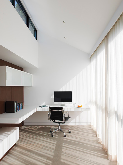 16 Extraordinary Modern Home Office Designs That Will Inspire And Motivate You