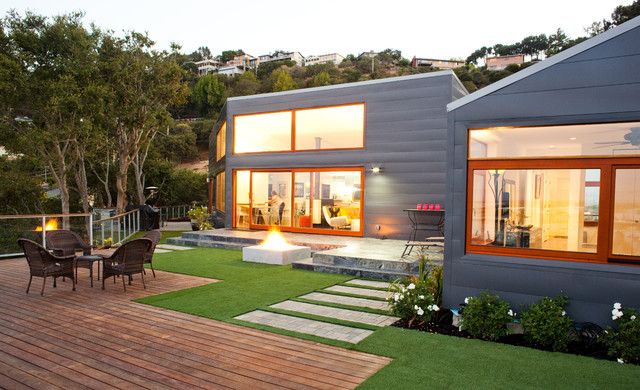16 Fantastic Modern Landscape Designs That Will Turn Your Backyard Into Paradise