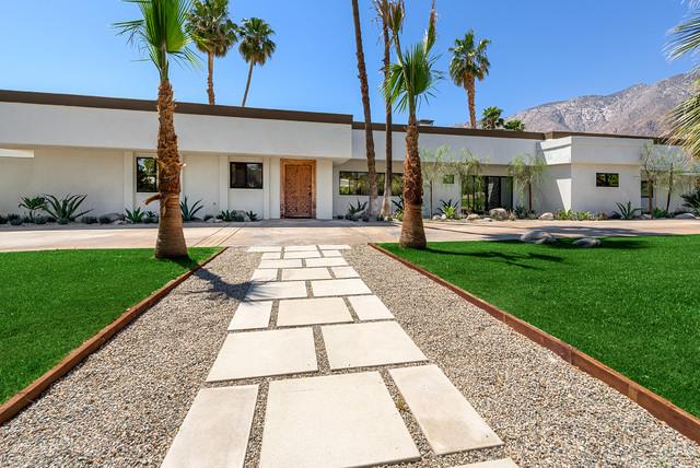 16 Fantastic Modern Landscape Designs That Will Turn Your ... on Modern Yard Design id=79420