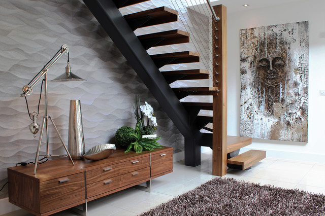 16 Incredible Contemporary Staircase Designs That Will Inspire You