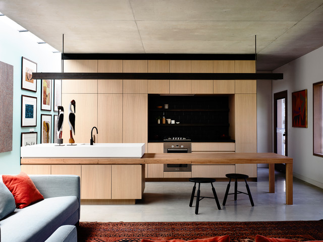 16 Mind-Blowing Contemporary Kitchen Designs That You Can't Dislike