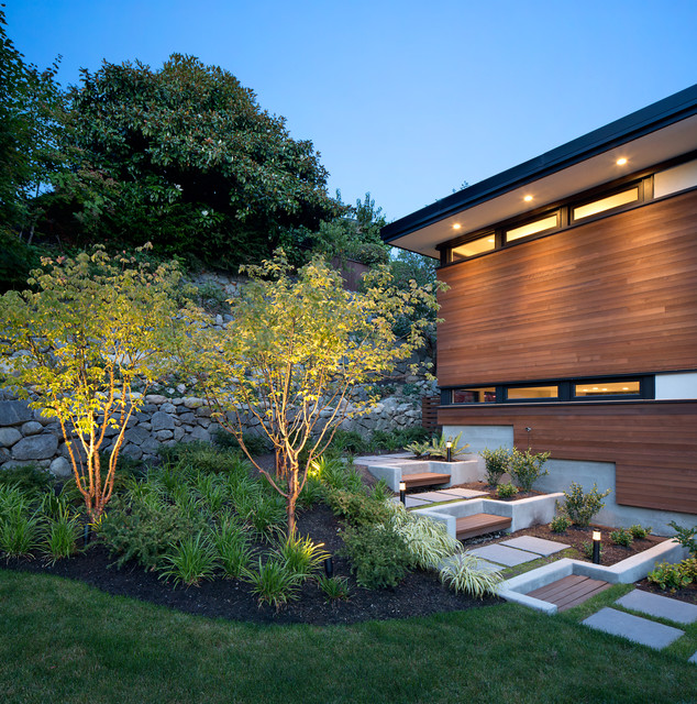 15 Outstanding Contemporary Landscaping Ideas Your Garden: 16 Phenomenal Contemporary Landscape Designs That Will
