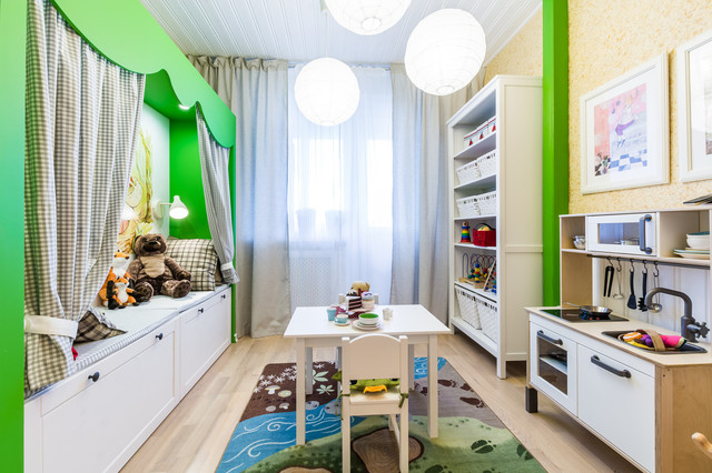 16 Playful Contemporary Kids' Room Designs To Give Comfort To Your Children