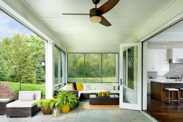 17 Amazing Contemporary Porch Designs Youre Going To Love