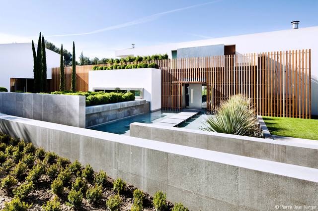 18 Awe-Inspiring Modern Residence Exterior Designs That Will Make Your Jaw Drop - Part 2
