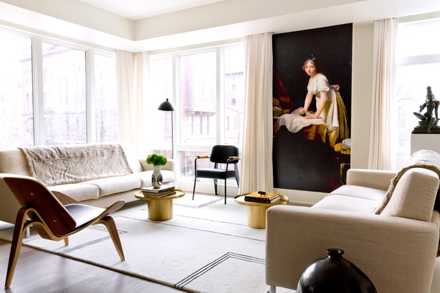 18 Marvelous Contemporary Living Room Designs For Midday Relaxation