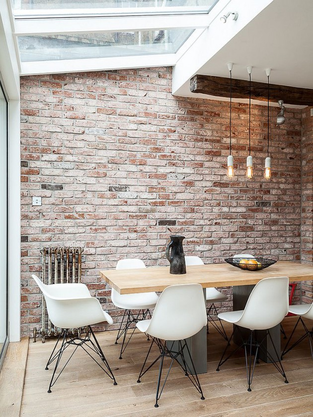 19 Chic Industrial Dining Room Design Ideas