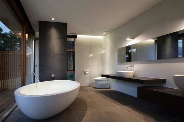 20 Astounding Modern Bathroom Designs Full Of