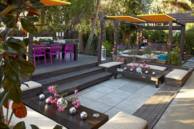 20 Incredible Contemporary Patio Designs That Will Bring Comfort To Your Backyard
