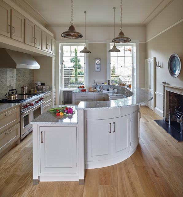 Kitchen Design Plans With Island: 21 Impressive & Cool Kitchen Island Design Ideas