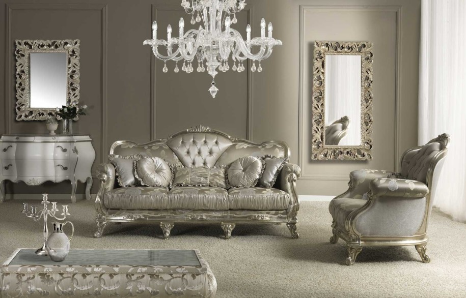 10 Grandiose Italian Sofa Designs For