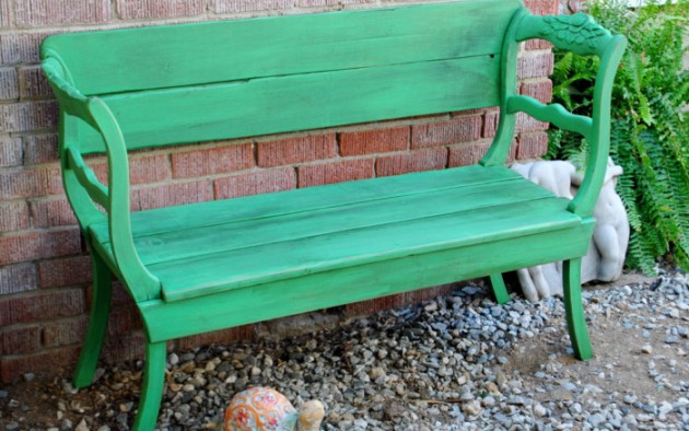 15 Amazing DIY Bench Ideas For Your Garden