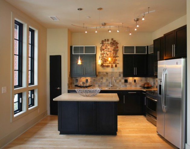 15 Brilliant Ideas For Proper Kitchen Lighting