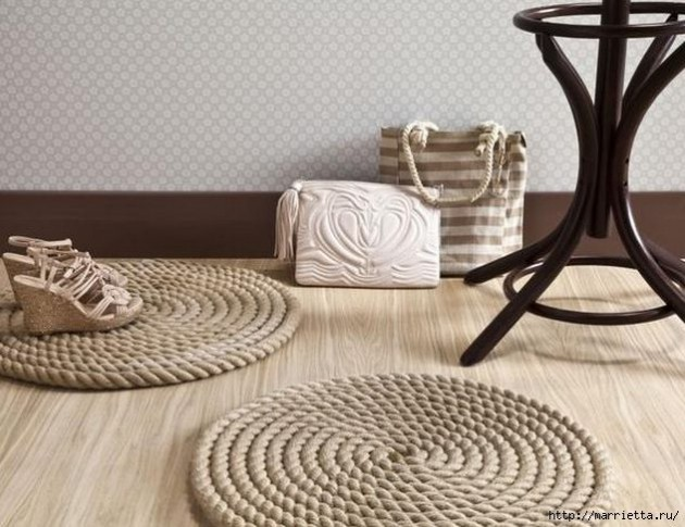 17 Fascinating DIY Ideas To Make Interesting Rugs For Your Home
