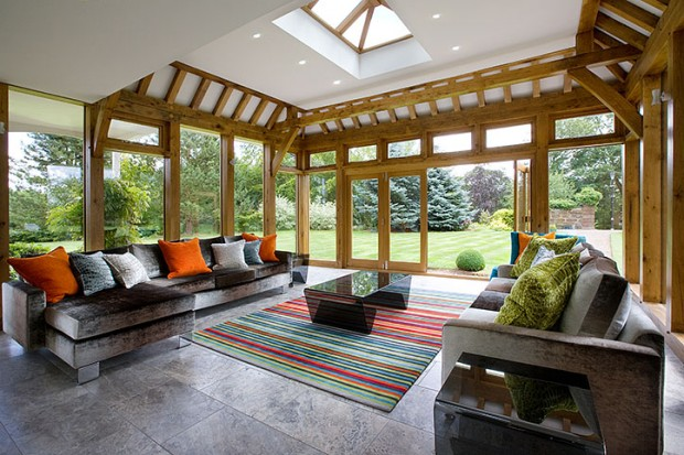 18 Beautiful Sunroom Designs That Will Provide You Real Pleasure