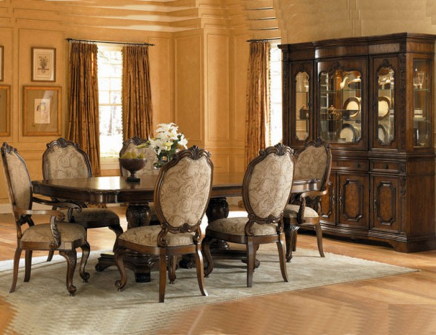 19 Stupendous Traditional Dining Room Design Ideas For Your Inspiration