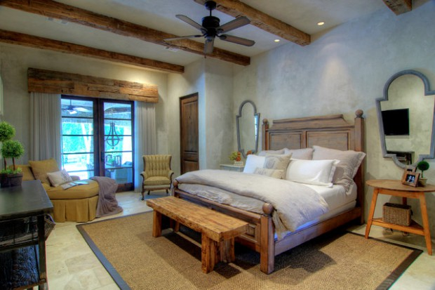 16 Marvelous Mediterranean Bedroom Design Ideas