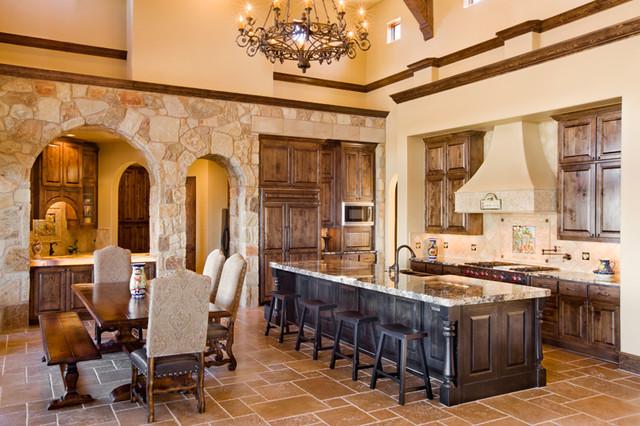 19 impressive stone kitchen designs for rustic charm in the