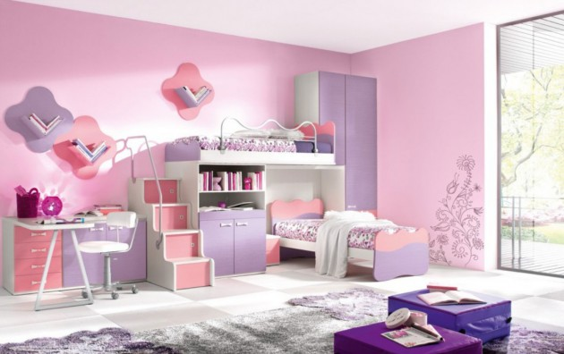 15 Magnificent Childs Room Ideas For Your Little Princess