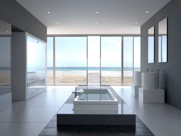 18 Astounding Luxury Bathroom Lighting That Will Delight You