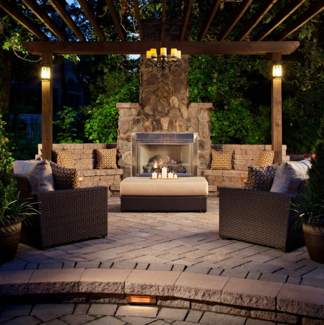 20 Beautifully Decorated Patio Design Ideas For Real Enjoyment