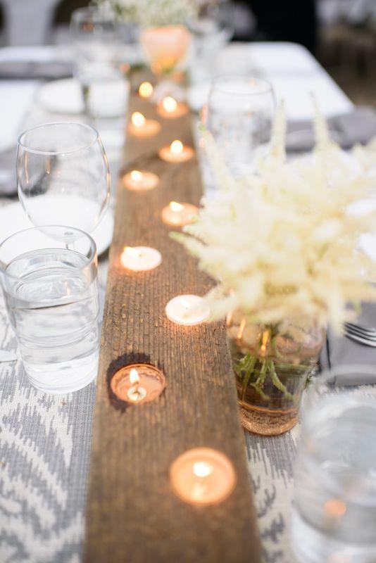 Wood Entrance Table