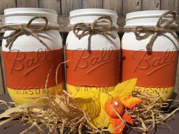 top   cheapest diy fall decorations  mason jars