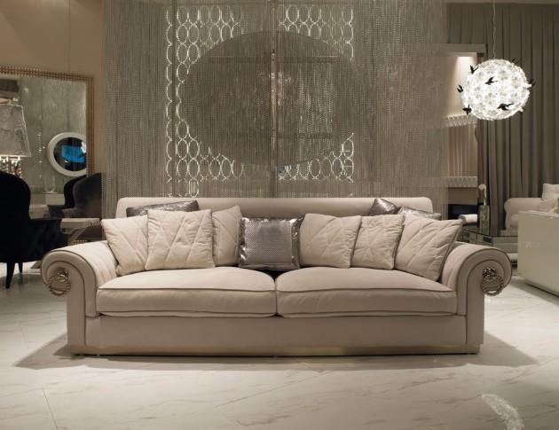 10 Grandiose Italian Sofa Designs For Sophisticated Living