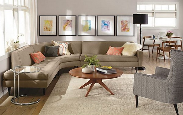 16 Functional Solutions How To Decorate Stylish Living