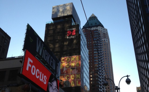 What Makes citizenM's New York Hotel so Architecturally Appealing?